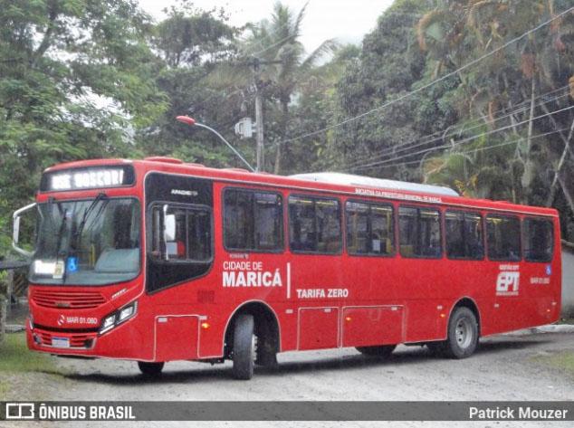 RJ: Maricá anuncia que ônibus do projeto Tarifa Zero já atinge todo o município