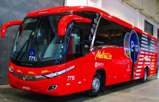 SP: Ônibus coletivo por aplicativo atenderá a rota entre Santo André e Diadema