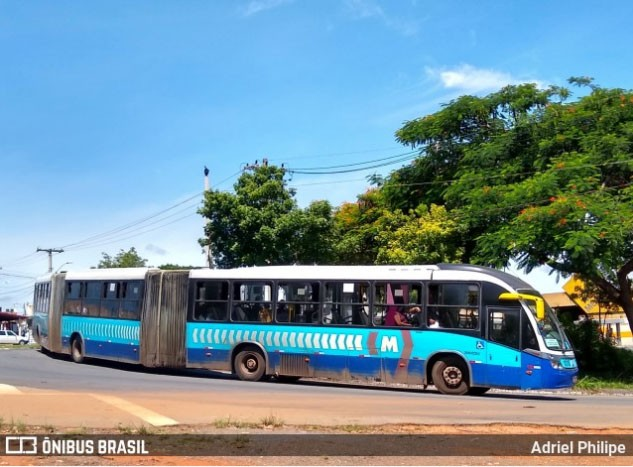 Grande Goiânia: CMTC aumenta a frota de ônibus neste domingo por conta do Enem