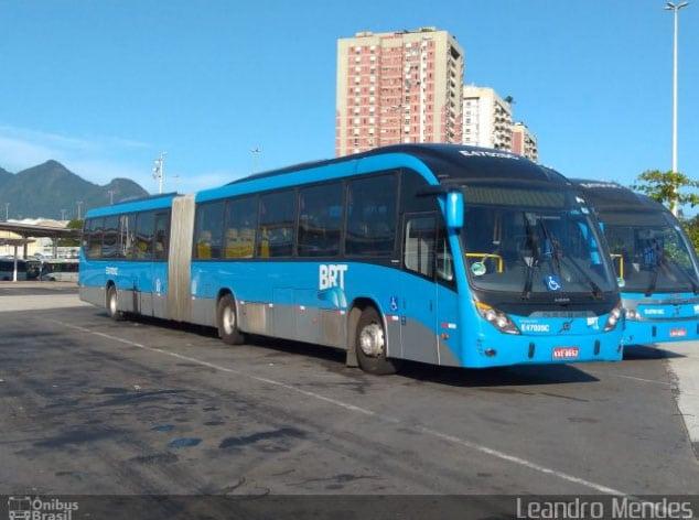 Consórcio BRT Rio aposta em recuperação do sistema com novo prefeito