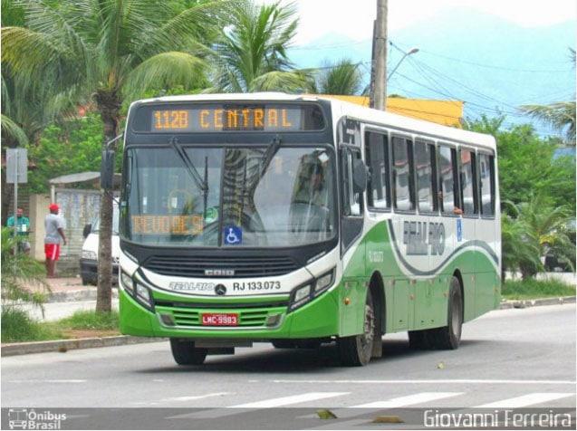 RJ: Expresso Real Rio suspende operação na linha  112B Itaguaí x Central aos domingos