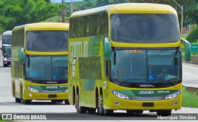 Belo Horizonte: Novos ônibus DD da Gontijo Transportes já estão na cidade