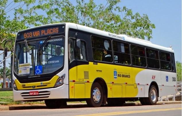 Rio Branco anuncia reforço na frota de ônibus durante as provas do Enem