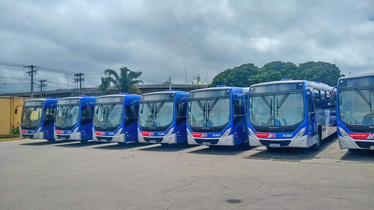 SP: EMTU autoria a operação de 24 novos ônibus  conectando o Alto Tietê a capital