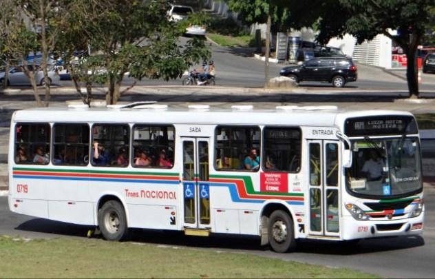 PB: Homem que se masturbava em ônibus de Campina Grande acaba preso