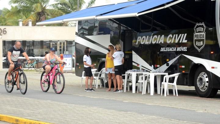 PR: Polícia Civil realiza mais de 3,8 mil procedimentos na primeira fase do Verão Consciente