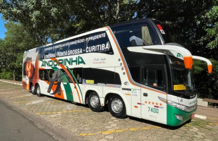 Andorinha se prepara para iniciar nova linha entre o interior de São Paulo e Curitiba