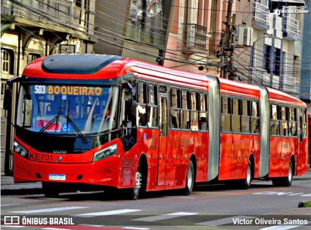 Curitiba divulga as linhas que atendem os locais de prova do Enem