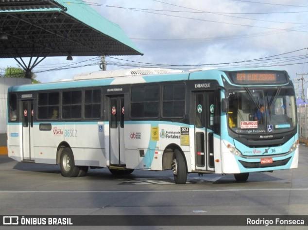 Aprovada proposta de ação compartilhada entre Estado e Município para aumentar frota de ônibus em Fortaleza