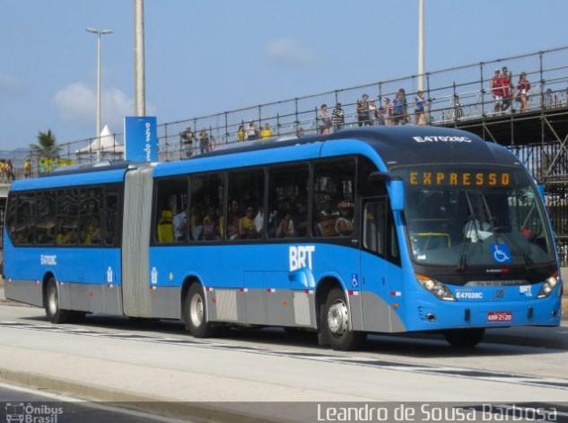 Rio: Eduardo Paes afirma que transporte municipal terá melhorias neste ano