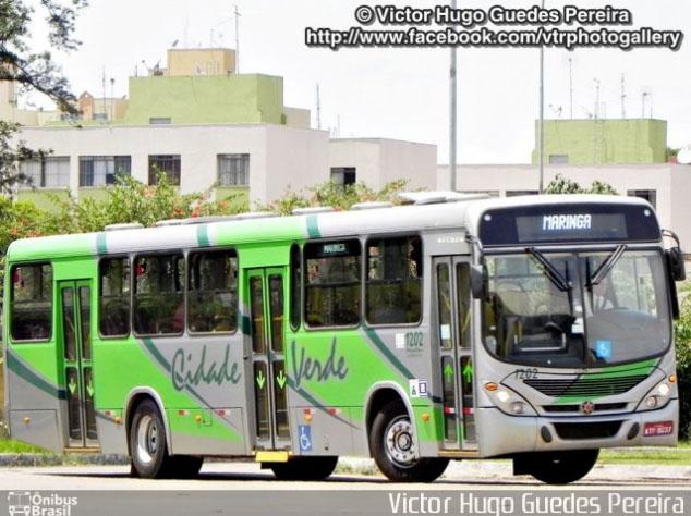 PR: Passageiros de Maringá relatam superlotação em ônibus da Viação Cidade Verde