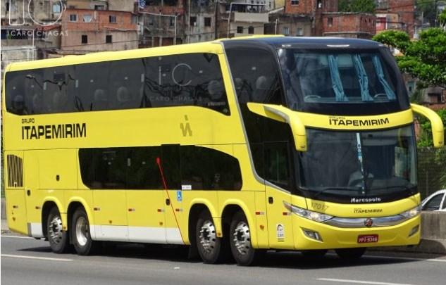 MG: Viação Itapemirim estuda integração de avião e ônibus no Aeroporto de Confins