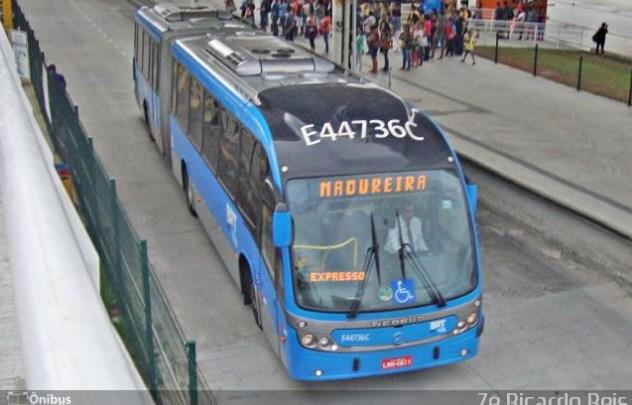 Prefeitura do Rio amplia ações de combate à Covid em terminais do BRT