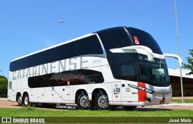 Viação Catarinense lança viagens no-stop na linha Curitiba x Florianópolis x Curitiba