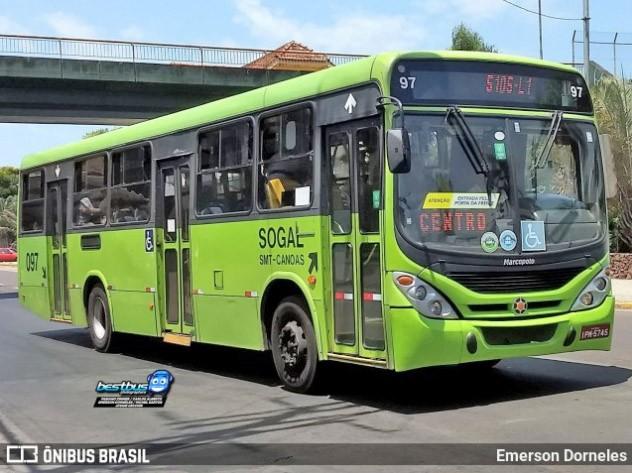 RS: Canoas anuncia gratuidade da segunda passagem nos ônibus a partir de segunda-feira (1º)