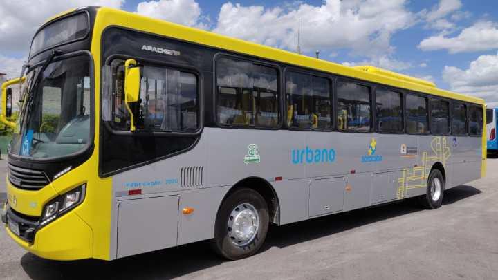SP: Sorocaba anuncia dez ônibus novos para operação municipal nesta quarta-feira