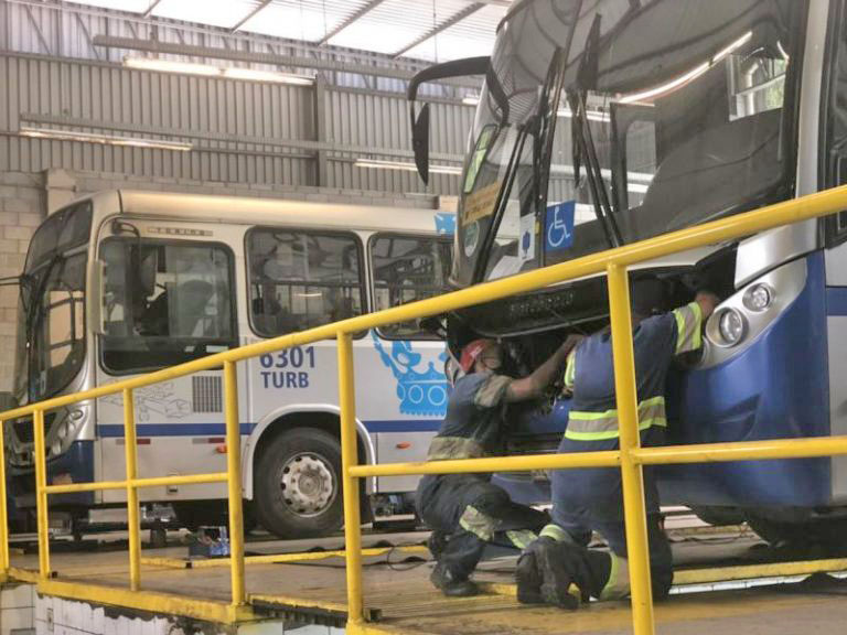 RJ: Empresas de ônibus de Petrópolis seguem com vagas abertas no setor de manutenção