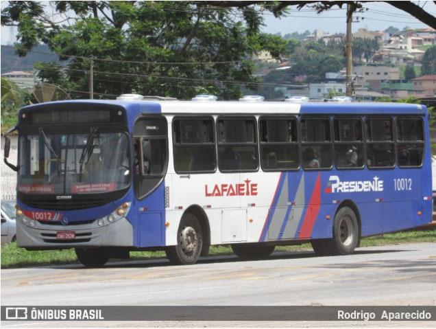MG: Ônibus voltam circular em Conselheiro Lafaiete. Entenda a situação