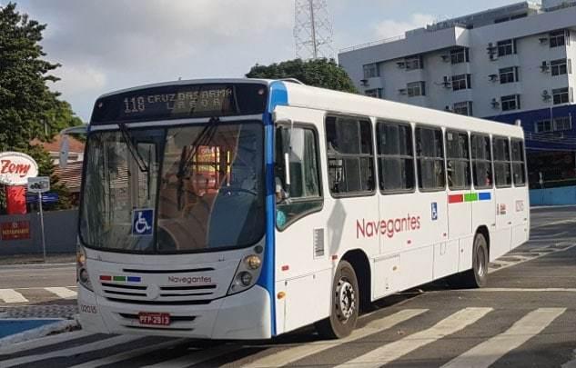 João Pessoa: Incêndio destrói diversos ônibus da empresa São Jorge