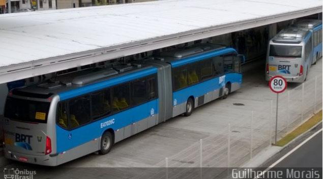 Rio: SMTR tem plano de ação para reorganizar o sistema do BRT