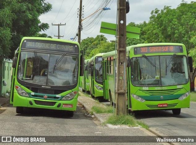 MPPI obtém decisão judicial para circulação de no mínimo 70% da frota de ônibus de Teresina