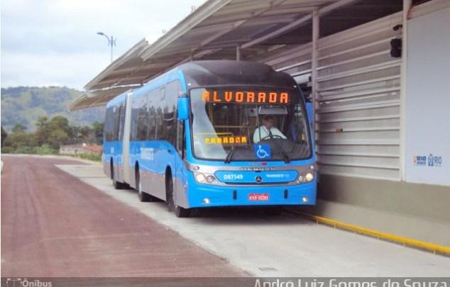 BRT Rio aciona Justiça para pedir ilegalidade da paralisação de rodoviários