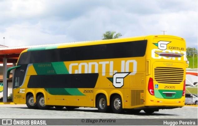 Gontijo inicia operação com ônibus DD na Belo Horizonte x São Paulo x Belo Horizonte