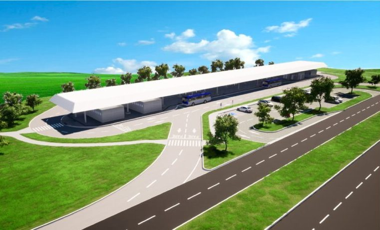 DF: Semob assina contrato para construção do Terminal Rodoviário do Itapoã