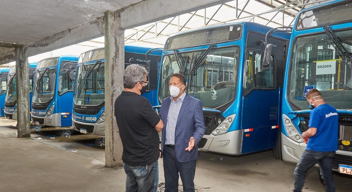 BA: Itabuna anuncia o retorno do transporte coletivo para o dia 17