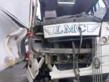 Vídeo: Acidente entre ônibus e micro-ônibus deixa sete feridos no Distrito Industrial em Manaus