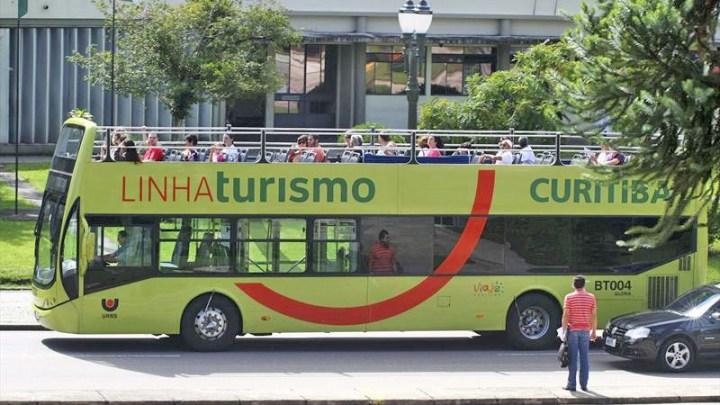 Curitiba: Operação da Linha Turismo é suspensa até 8 de março