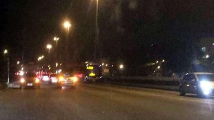 Rio: PM prende três assaltantes de ônibus na Avenida Brasil na noite desta terça-feira