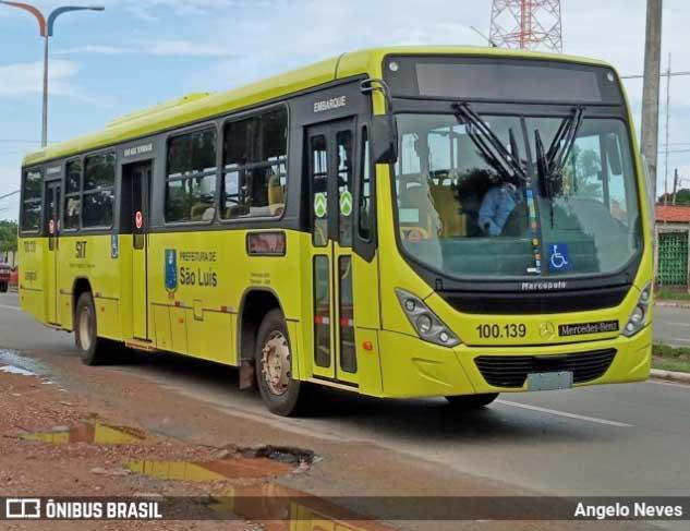 São Luís: PM prende homem que assaltou ônibus no bairro Alemanha