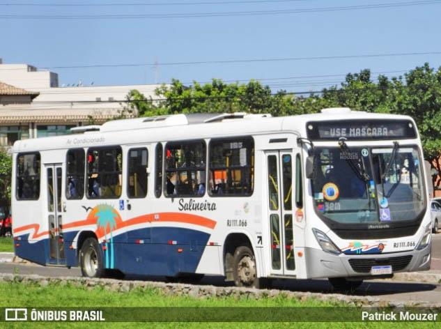 RJ: Grupo Salineira divulga as alterações em linhas de ônibus por conta do super feriadão na Região dos Lagos