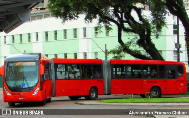 PR: TCE recorre ao TJ e STF da decisão que derrubou cautelar sobre ônibus em Curitiba