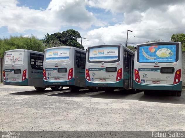 Vitória anuncia mais 52 viagens de ônibus municipais como forma de evitar aglomerações