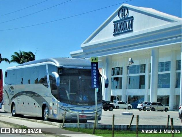 RJ: São Pedro da Aldeia adota novas normas para os  ônibus de turismo durante a pandemia da Covid-19