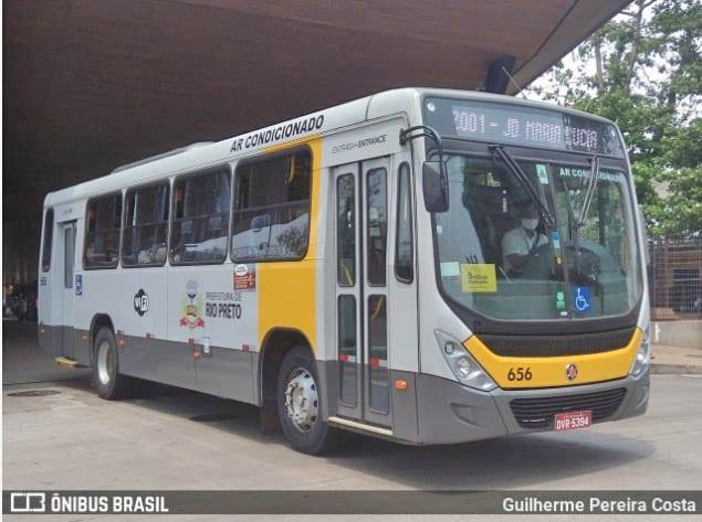 SP: Prefeitura de Rio Preto  solicitou as empresas de ônibus que as desinfecções  seja feita nos coletivos