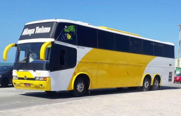 PI: Prefeitura de Luís Correia proíbe a entrada de ônibus e vans de excursões