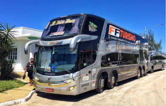 RJ: Arraial do Cabo restringe entrada de ônibus de turismo em novas medidas de enfrentamento à Covid-19