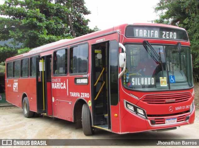 RJ: Maricá anuncia redução na frota de ônibus neste fim de semana por conta da Covid-19