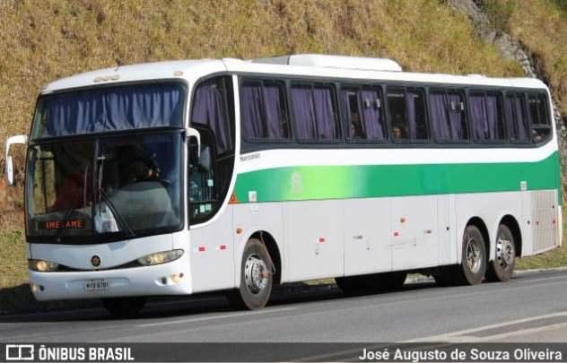 Empresa de ônibus se manifesta sobre acidente ocorrido nesta manhã na MG-129 em Ouro Preto