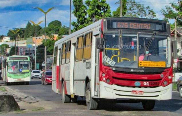 Manaus: Homem é preso nesta segunda-feira por importunação sexual dentro de ônibus que fazia a linha 676
