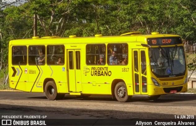 """SP: Viação Prudente Urbano """"não agrada"""" desde 2017 diz prefeito de Presidente Prudente durante live"""