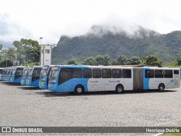 ES: Justiça determina que ônibus voltem a circular na Grande Vitória