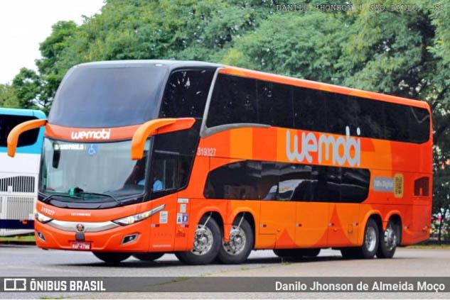 Wemobi inicia viagens com novas categorias de classes em todos os ônibus. Veja o que muda