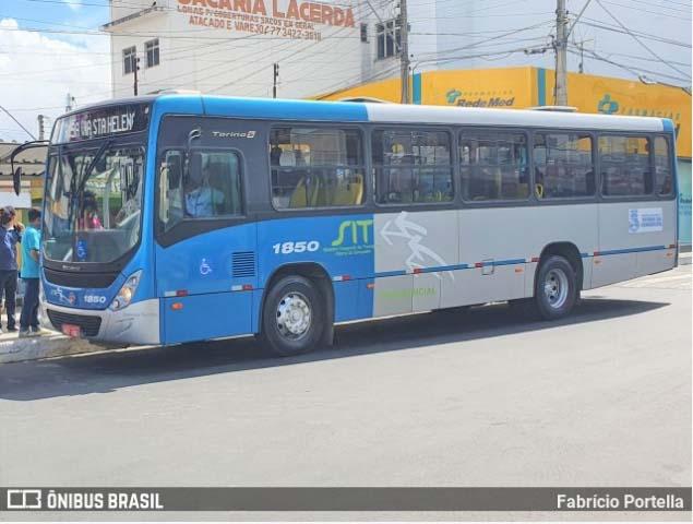 BA: Vitória da Conquista publica licitação para o transporte de passageiros