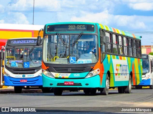 BA: Juazeiro autua empresa de ônibus Joafra por irregularidades durante pandemia da Covid-19