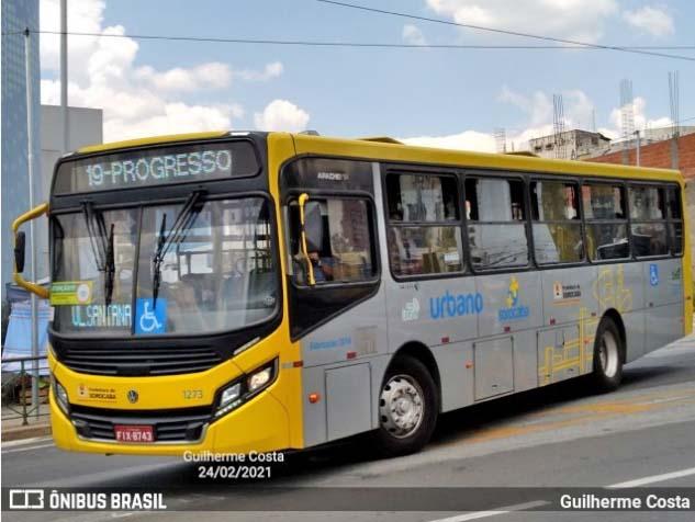 SP: Para evitar aglomerações, Sorocaba amplia horário de dez linhas de ônibus