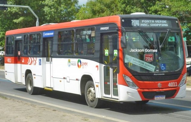 Maceió determina a ampliação da frota de ônibus para evitar aglomerações durante a pandemia da Covid-19
